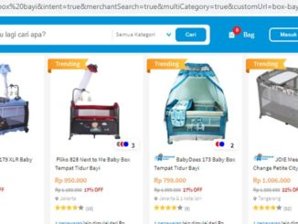 cara memilih box bayi yang berkualitas salah satunya dapat dilakukan dengan melihat pilihan di blibli.com