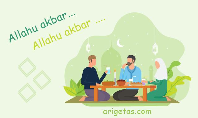 Menu Takjil Buka Puasa Ramadhan 2020 bisa beraneka ragam, yang penting adalah berkumpul saat berbuka puasa