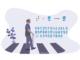 Huruf Braille Penyambung Mata tuna netra wajib ada di fasilitas publik