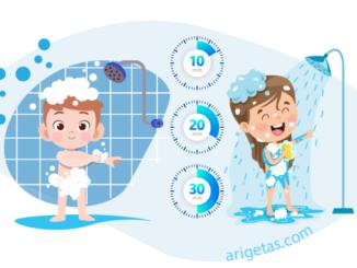 cara mandi hemat air anak kost cowok beda dengan cewek