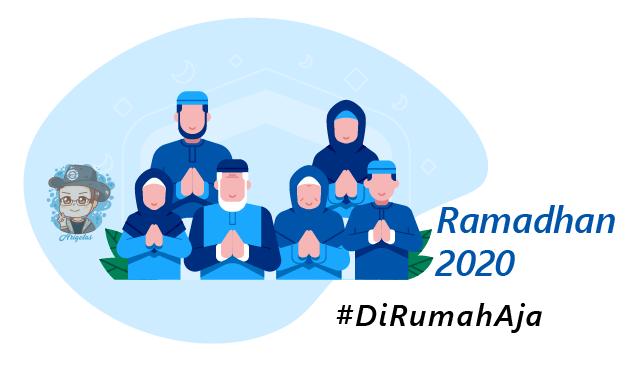 faedah ramadhan 2020 #DiRumahAja bisa berupa peningkatan hafalan surat hingga latihan menjadi imam sholat