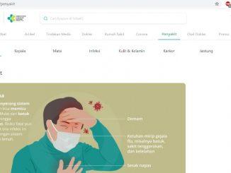 daftar penyakit di SehatQ.com lengkap dan mudah dipahami masyarakat awam