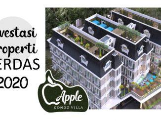 Apple Residence Condo Villa untuk Investasi Properti Jakarta Selatan terbaik tahun 2020