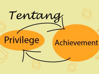 privilege dan achievement blogger itu nyata berpengaruh tetapi tidak perlu iri