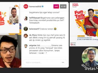 cara menjual makanan online untuk pemula di bisnis kuliner dengan menggunakan instagram ads