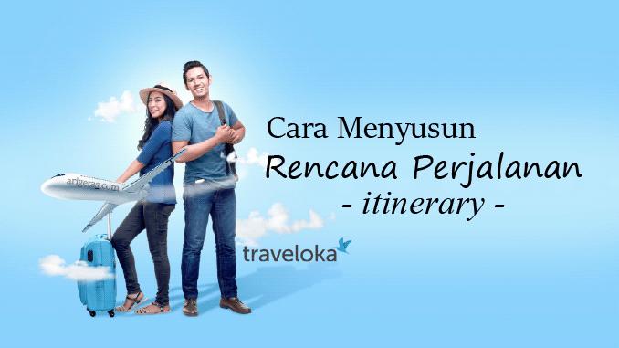 Cara Menyusun Rencana Perjalanan wisata dengan patuh pada protokol kesehatan 3M