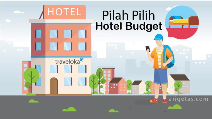 cara memilih hotel budget termasuk fasilitas dan harga yang sesuai sehingga tidak kecewa
