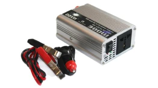 inverter modified sine wave (MSW) pengubah arus DC ke AC yang cocok untuk charging smartphone. laptop, hingga lampu