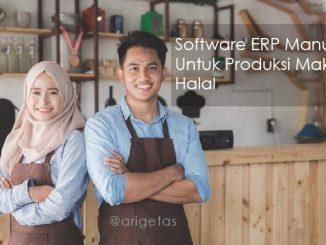 Software ERP Manufaktur Terbaik Untuk Produksi Makanan Halal Indonesia