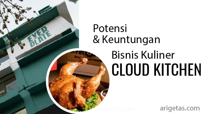 keuntungan bisnis kuliner model cloud atau ghost kitchen